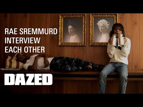 Rae Sremmurd get high and interview each other