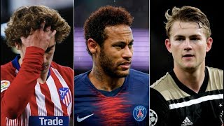 Download the onefootball app for latest news here - http://tinyurl.com/yyn7whcl there have been increasing rumours surrounding psg's neymar with regard t...