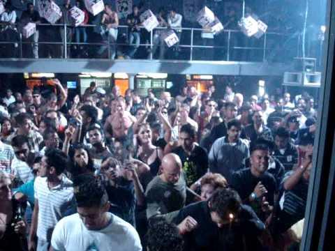 Marc T (aka Mr T) at TRAXX Nightclub (Durban, South Africa) - April 2008