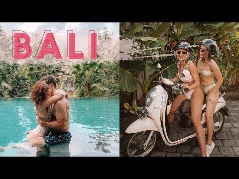 EXPLORING BALI (Canggu + Ubud)