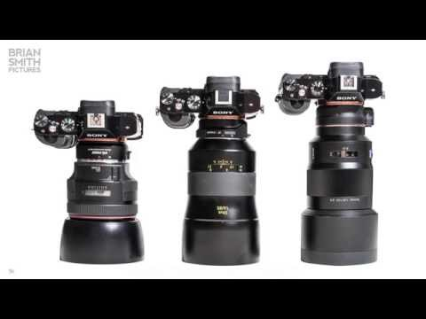 "E Mount as the ""Universal Donor"" – Exploring Exotic Lenses with Sony Mirrorless"