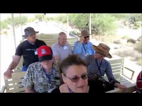 Sabino Canyon Tram Tour