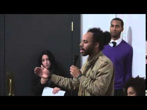 Race In Tacoma - Panel Discussion