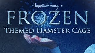 FROZEN Themed Hamster Cage Thumbnail