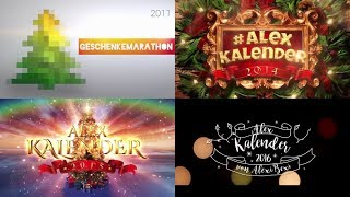 AlexiBexi Alexkalender Intro Evolution (2010-2017)