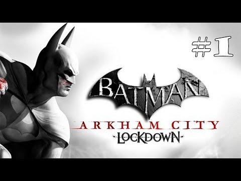 Прохождение игры Batman Arkham City (Android) #1