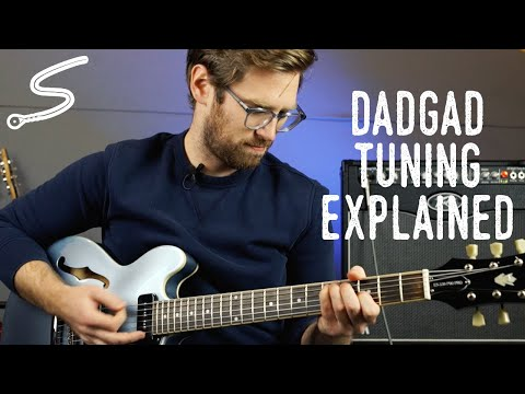 What's the Deal With DADGAD Tuning?