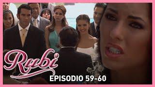 Rubí: Rubí intenta impedir la boda de Alejandro con Sonia | Capítulos 59-60