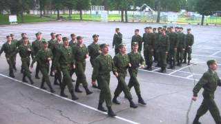 Russian Army Barbie Girl HD