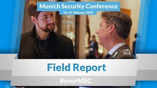 How is it possible to organize giant conferences like the MSC? RobB...