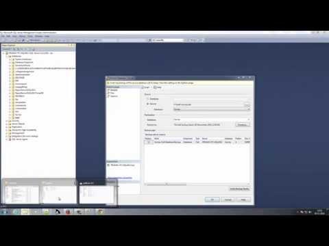 How to Restore BAK File in Sql Server