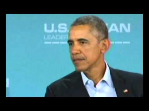 President Obama Press Conference in California 2/16/2016