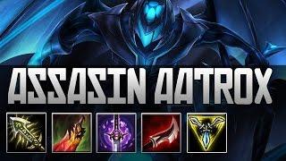 Why ASSASSIN AATROX is genius ! [ League of legends ] ep2