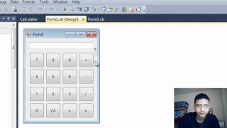 Visual Basic 2010 Tutorial:  How to make a simple calculator with buttons(, 2011-01-24T08:00:23.000Z)