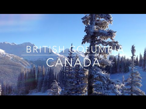 Road Trip to Vancouver & Whistler - GoPro Hero 3+ HD