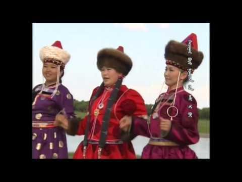 """Бурятские народные песни """"Алтанхан бэһэлигээ"""", """"Хазаарайм ханхинатар"""""""
