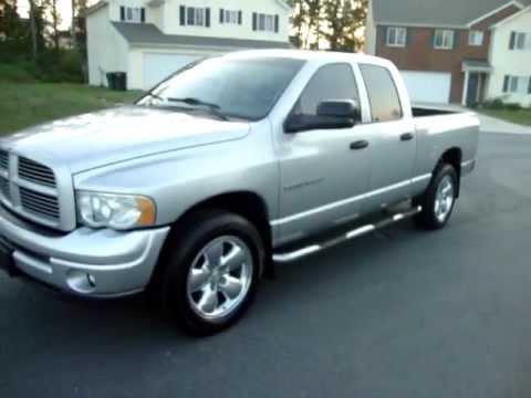 2002 DODGE RAM 1500 QUAD CAB SPORT PACKAGE V8 4.7 $9,995 - YouTube