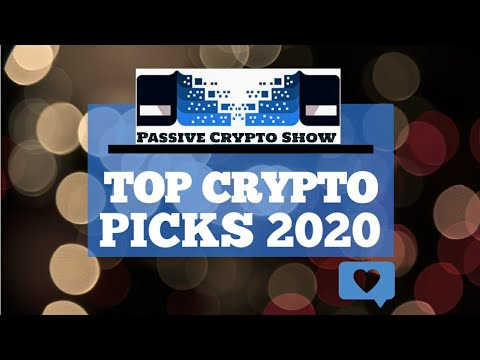 August 2020 cryptocurrency top picks