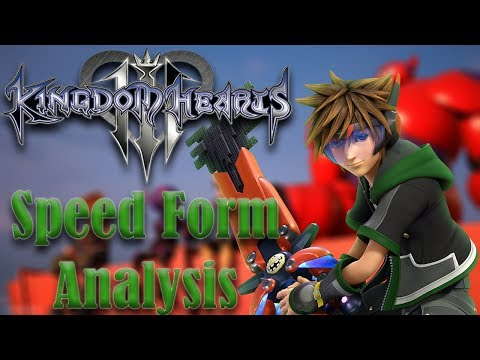 Speed Form - Kingdom Hearts 3 Analysis