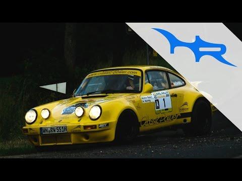 Best Sounding 911? Walter Röhrl Racing a Porsche 911 Carrera at Eifel Classic Festival