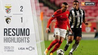 Highlights   Resumo: Benfica 2-1 Portimonense (Liga 20/21 #11)