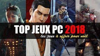 Top des jeux PC 2018
