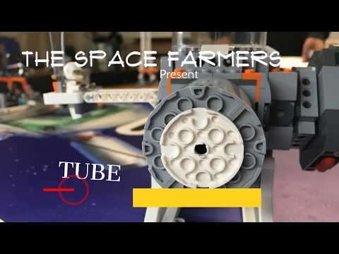 FLL Into Orbit:  Tube, Core Samples, and Gerhard