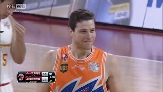 Jimmer Fredette 36 Points vs Bayi Rockets | Full Highlights | December 4, 2016