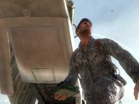 CoD Modern Warfare 2 General Shepherd Betrayal
