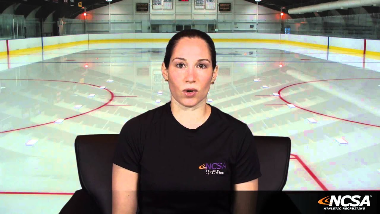 What should my hockey highlight film include? - YouTube