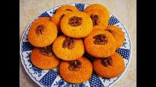 Очень ПРОСТОЙ и ДОСТУПНЫЙ рецепт кукурузного печенья на растительном масле