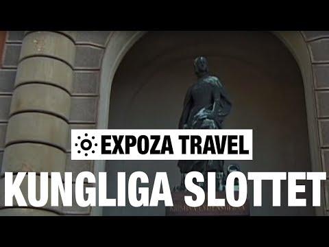 Kungliga Slottet Vacation Travel Video Guide