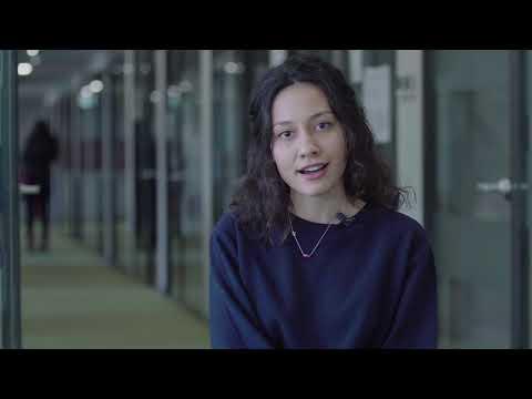 Öğrenci Gözünden MEF / Nursena Ataseven - Psikoloji