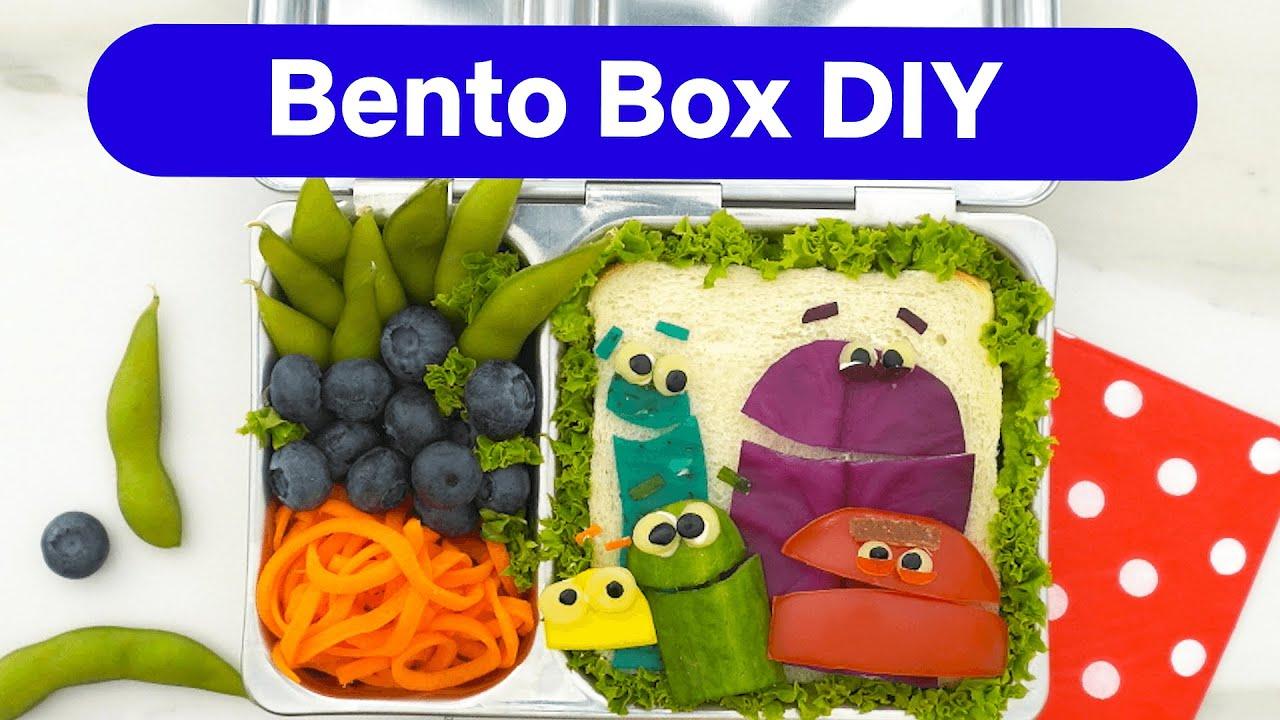 DIY StoryBots Bento Box | Netflix Jr