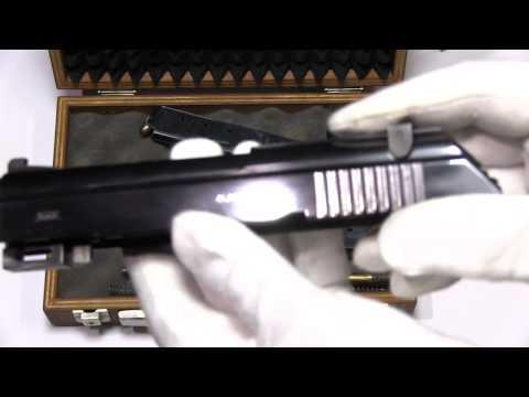 Sensational KORTH Pistol Collection for sale