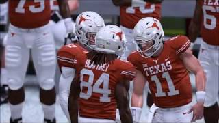 NCAA College Football 19 Mod Complete