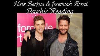 Nate Berkus & Jeremiah Brent Psychic Reading
