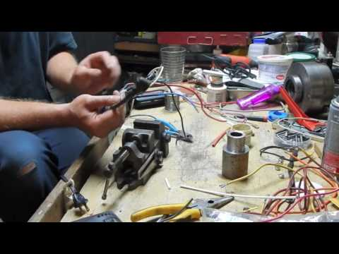 The Mercury 115 Tower of Power Outboard motor Part 31