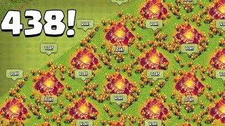 438 MAUERBRECHER! - Bestrafung ☆ Clash of Clans ☆ CoC