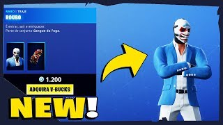 "Fortnite Store-today's store 29/06/2019 new Skin ""THEFT"""