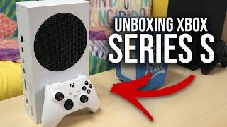 Unboxing do XBOX SERIES S | Nova Geração de Consoles Chegou!