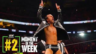 Adam Cole Makes his AEW In Ring Debut & the Super Kliq is Back, Bay-Bay | AEW Dynamite, 9/15/21