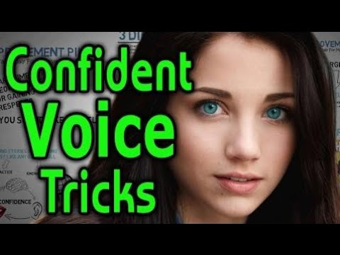 How To Have a Sexy, Confident Voice - Voice Tonality and Ideophones