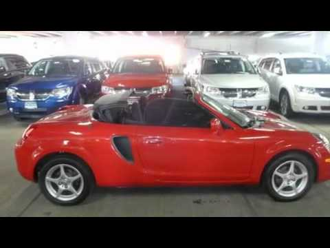 Used 2000 Toyota MR2 Spyder Colorado Springs CO