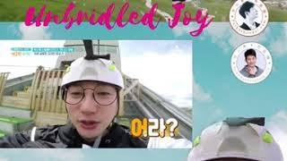 """Park Sihoo """"Amazing Journey with Pets"""" Unbridled Joy, 17 Oct 2019"""