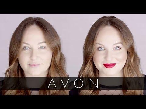 Glam in a Minute with Kelsey Deenihan | Avon
