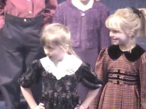 Molly - Martin Luther Christian School Christmas Pageant