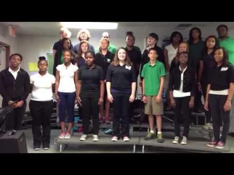 A.G. Cox 8th Grade Chorus