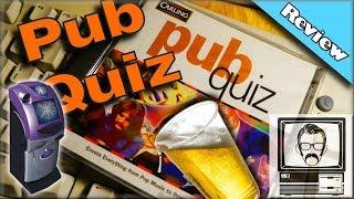Carling Pub Quiz 1998! [Review] | Nostalgia Nerd