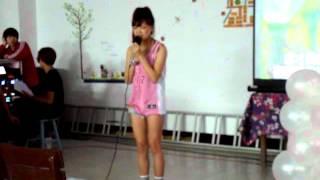 20120516 亞太創意技術學院卡拉OK快樂SONG複賽 黃婷 錯的人 thumbnail